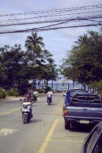 Ao Nang im Süden Thailands