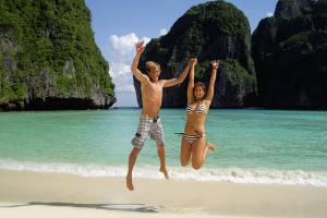 Maya Beach bei Ko Phi Phi