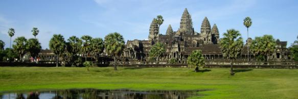 Angkor Wat bei Siem Reap