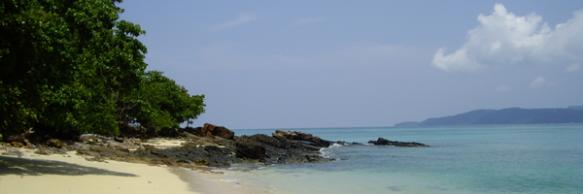 Trauminsel Bamboo Island