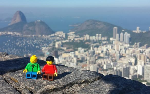 Lego Rio de Janeiro