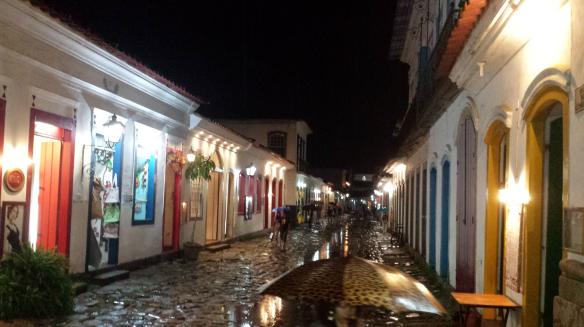 historische Altstadt Paraty